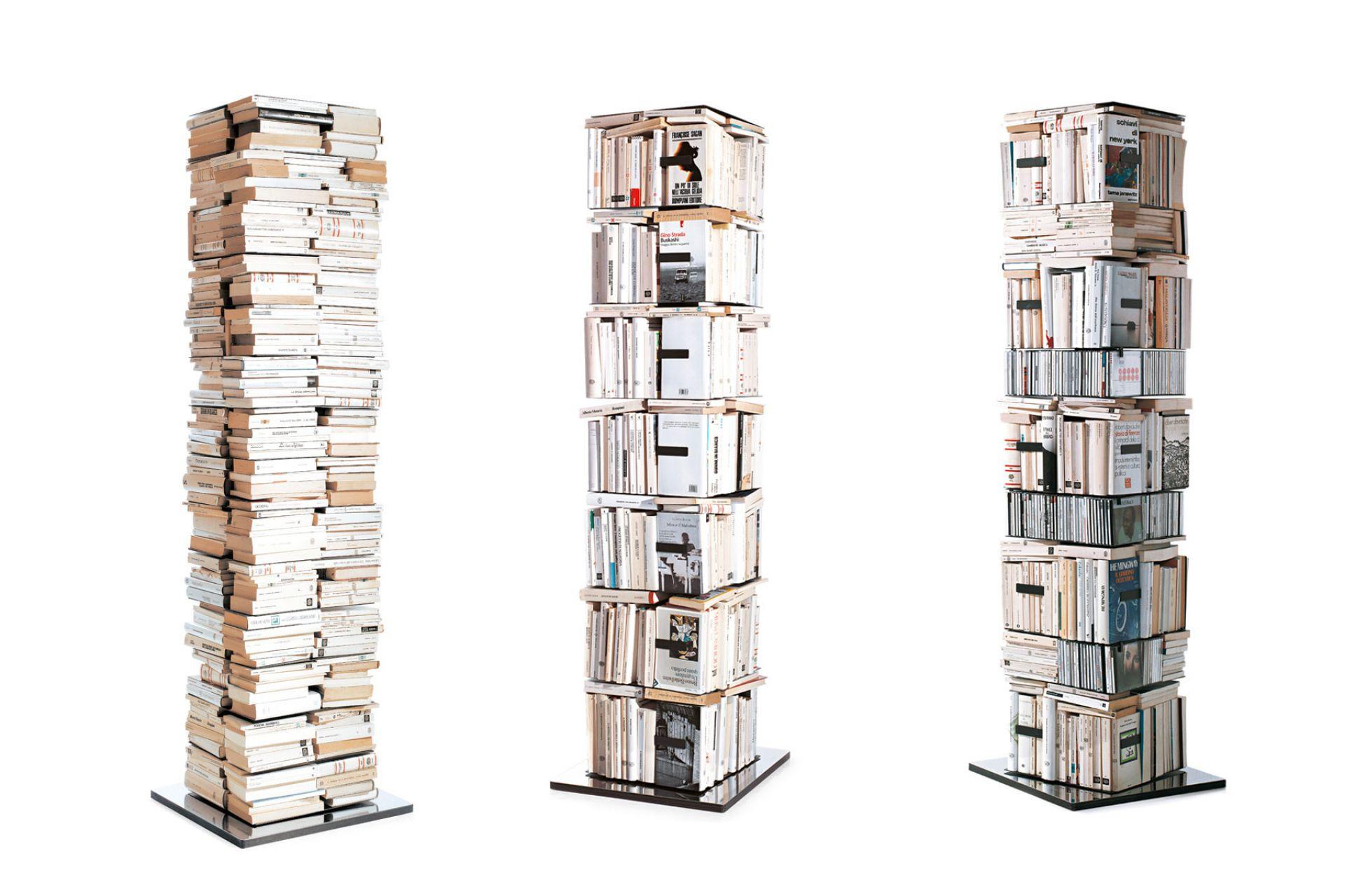 Drehbares Bücherregal HIER online kaufen