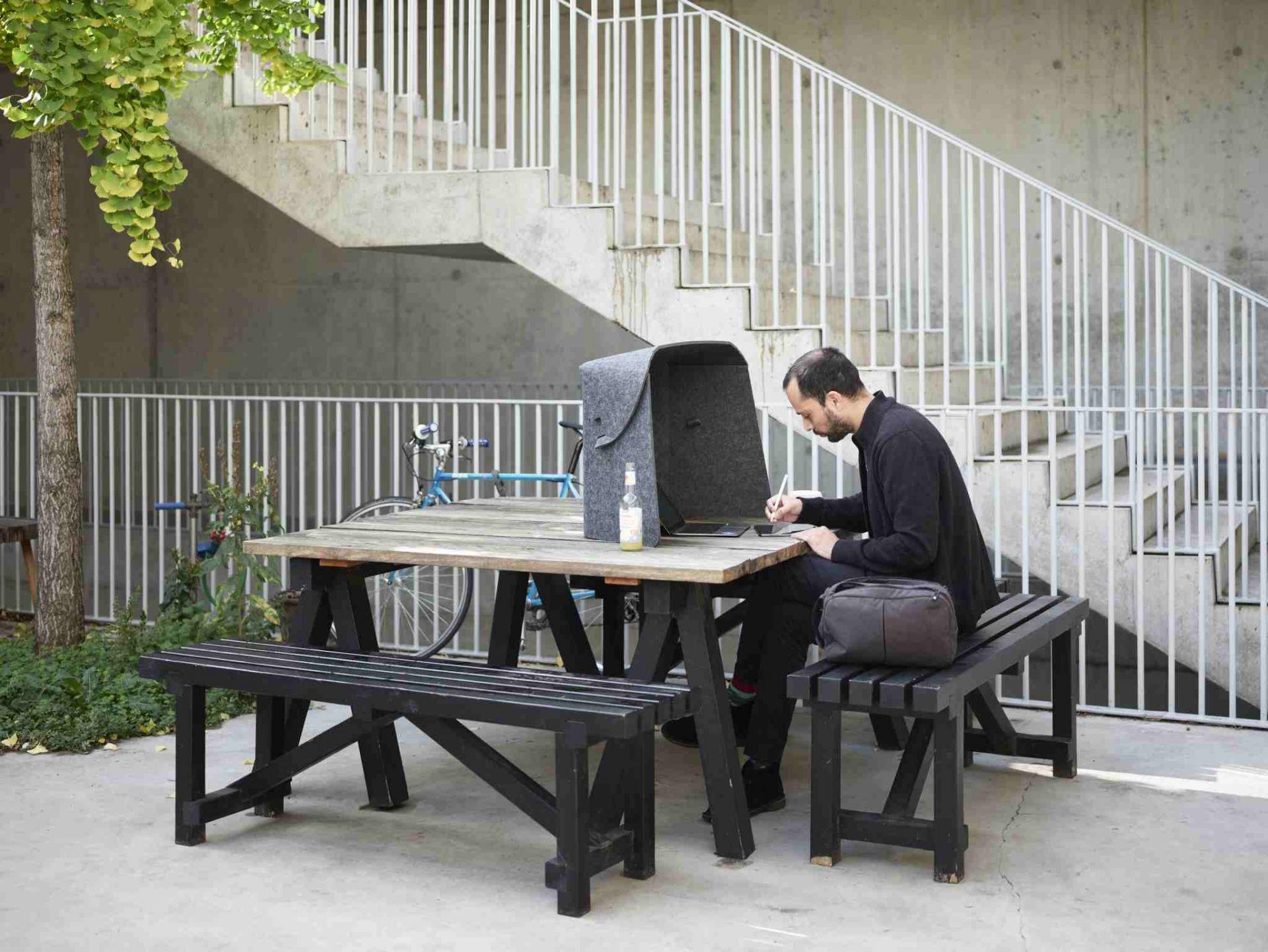 Fold-Up-Workspace Wilkhahn