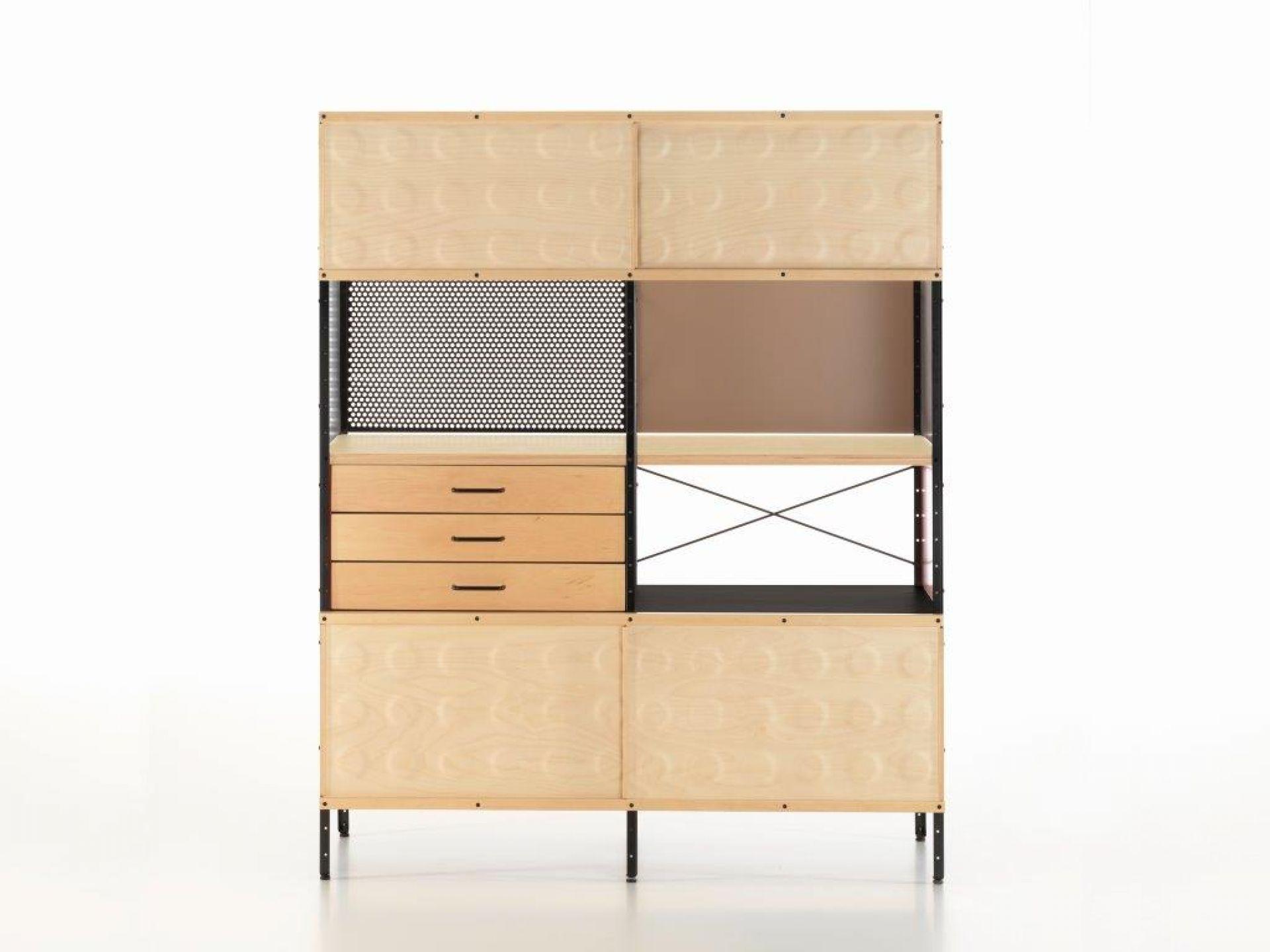 Eames Storage Unit ESU Bücherregal Vitra