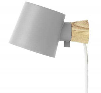 Rise Wall Lamp Wandleuchte Normann Copenhagen-grau