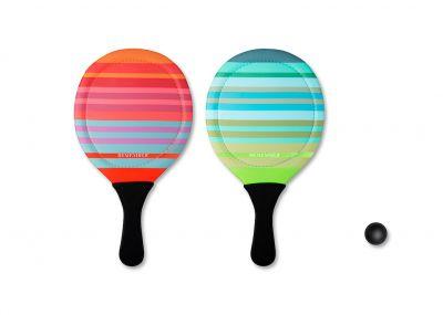 Beach Tennis-Set Remember