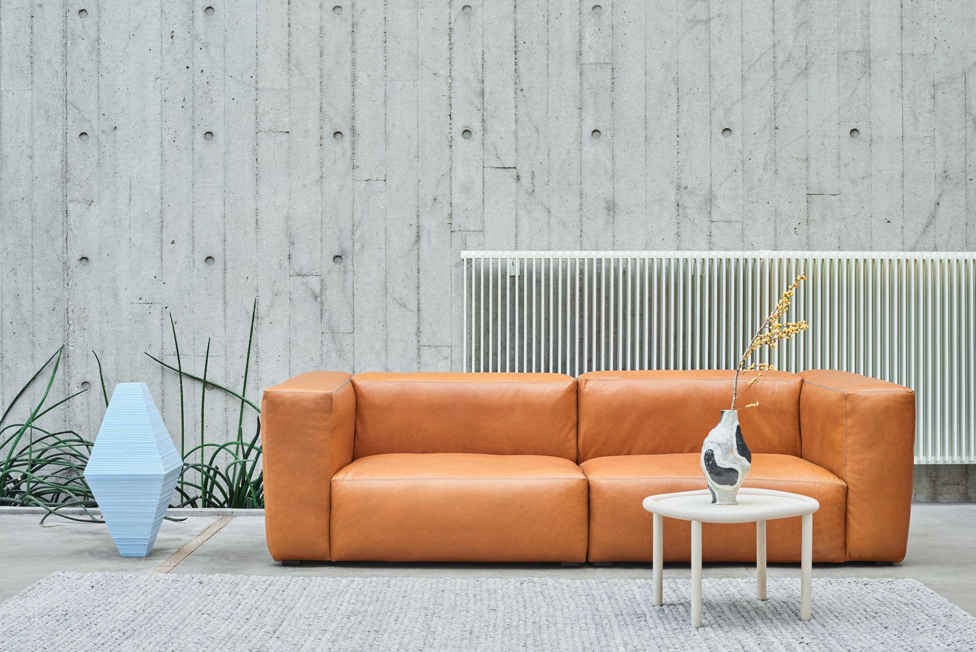 Peas Teppich L 200 x B 140 cm dunkelgrün Hay