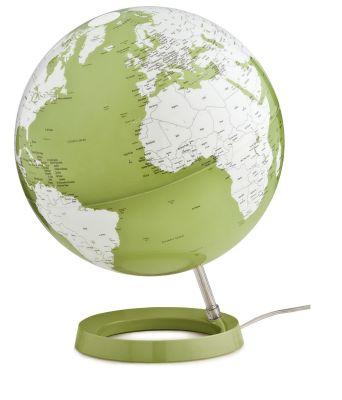 Light & Colour Bright Globus farbig Atmosphere New World-pistazie