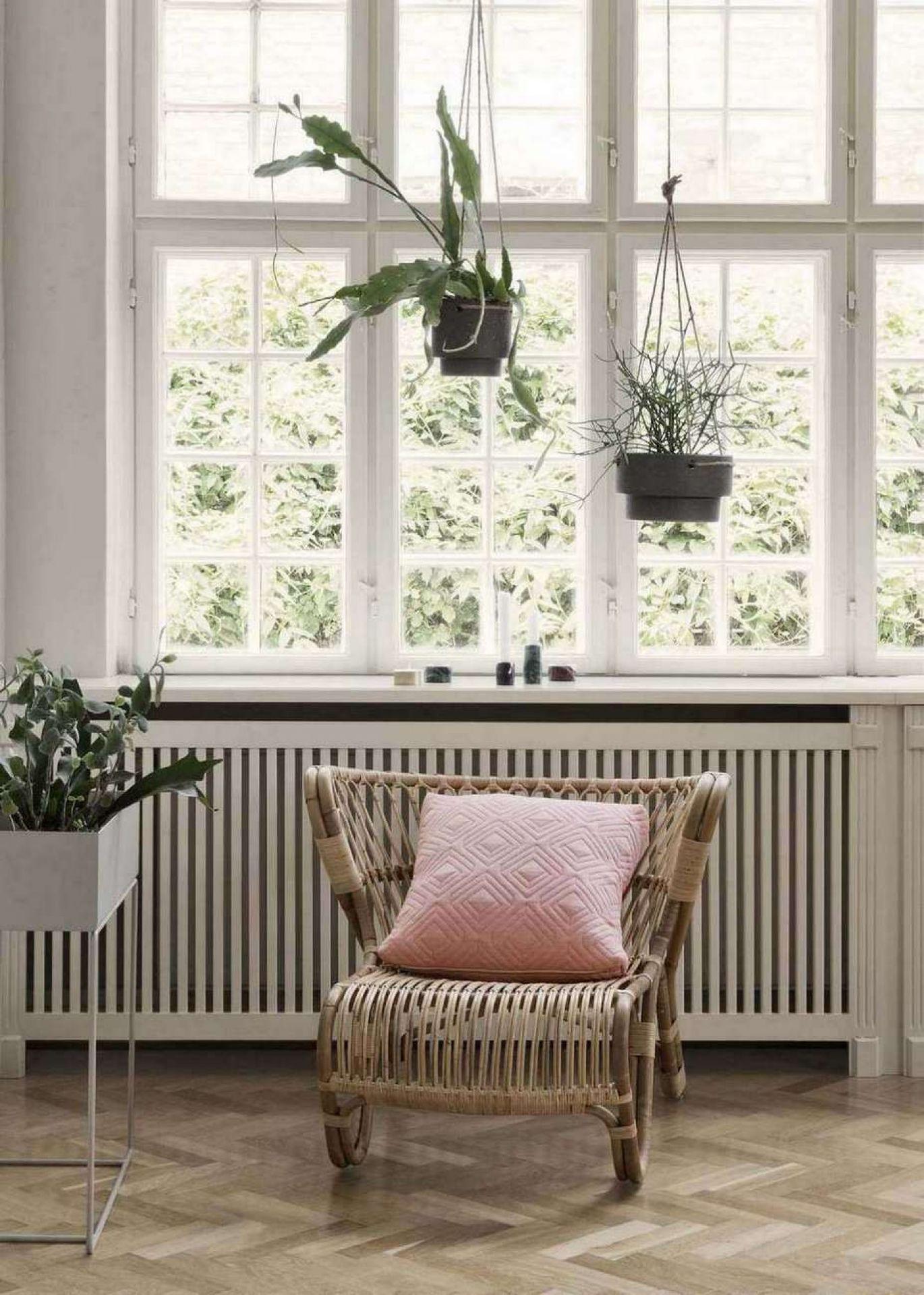 Plant Box Ferm Living Hellgrau