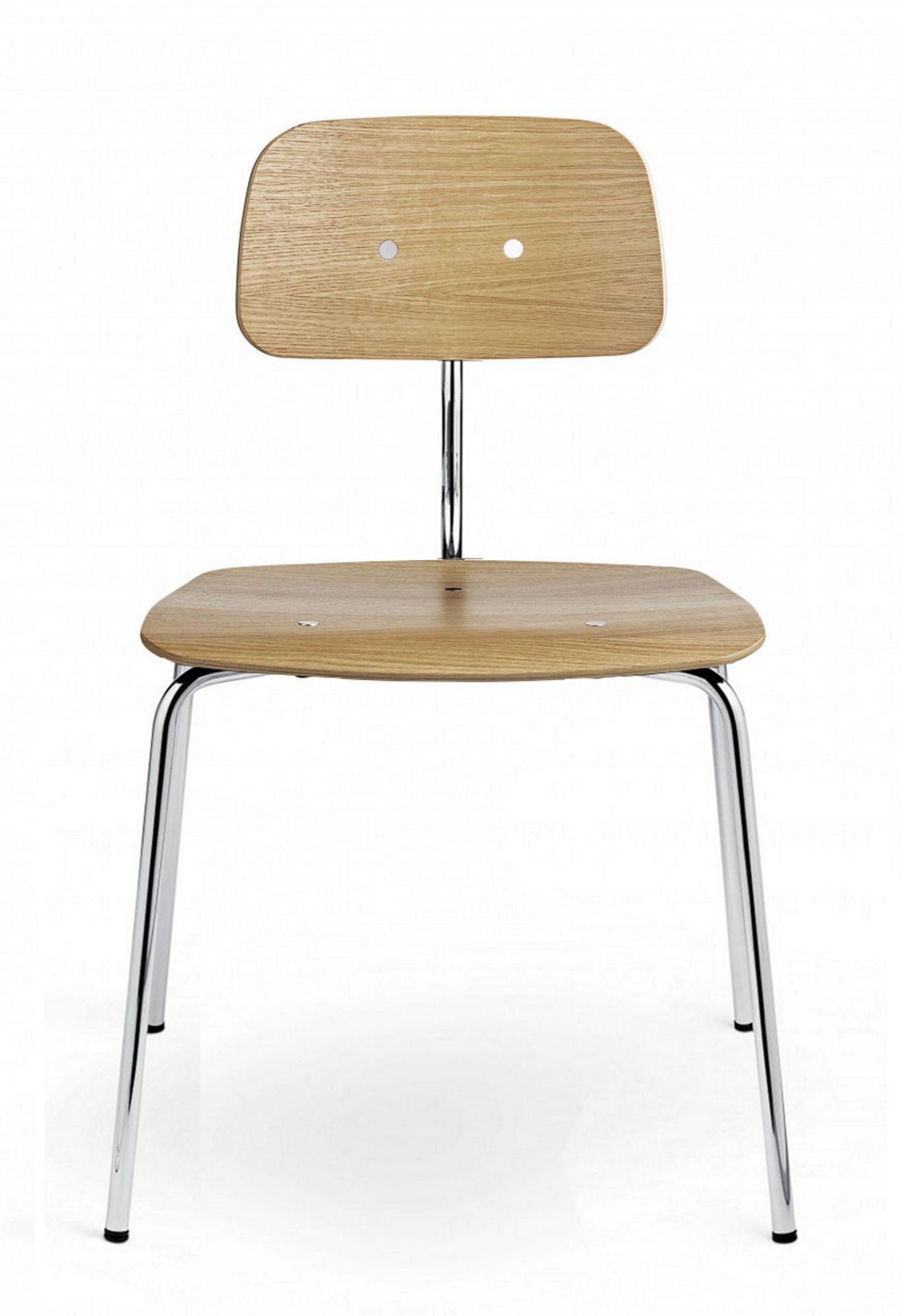 Kevi 2060 Stuhl Engelbrechts-Schwarz