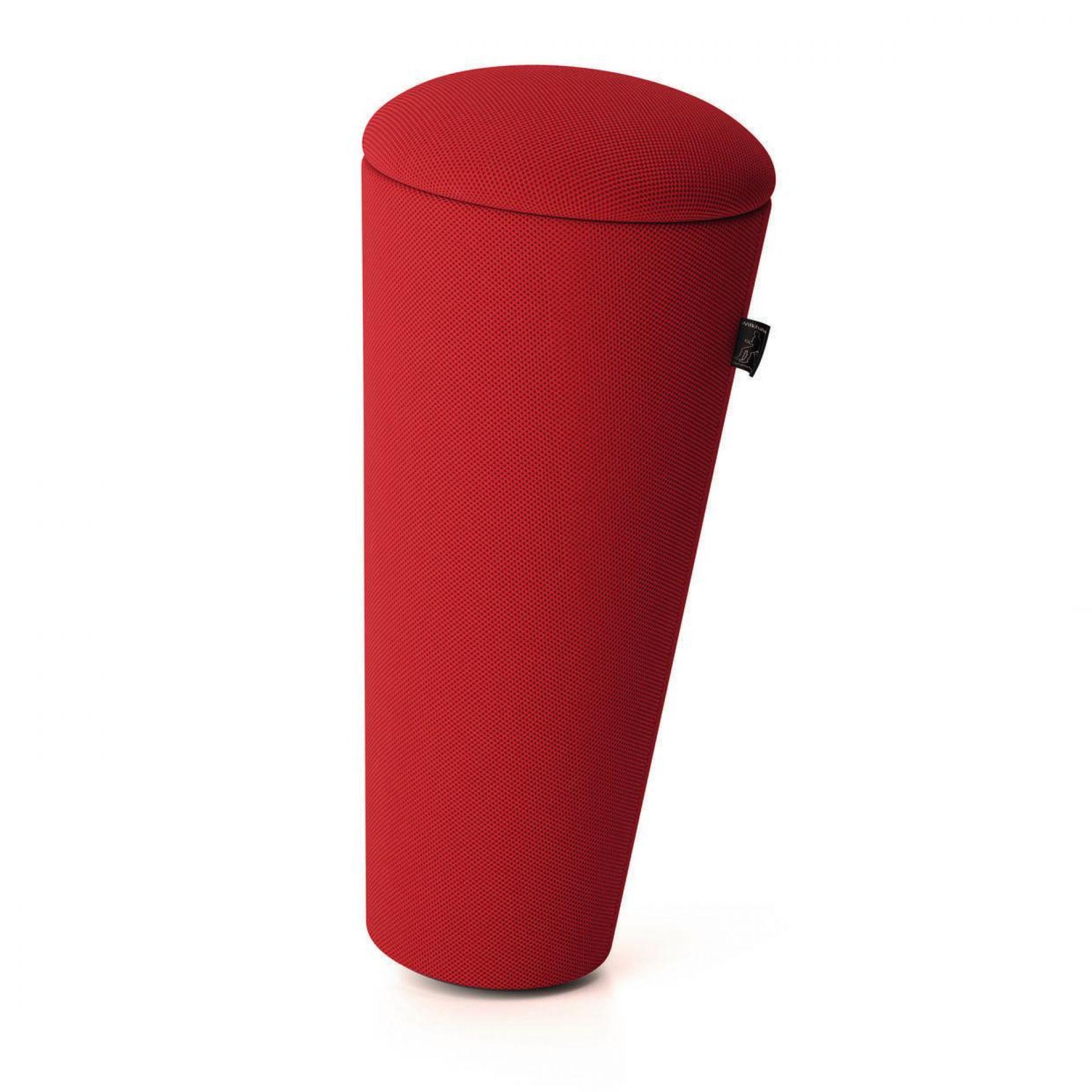 Stand-Up Sitzhocker Wilkhahn Rot