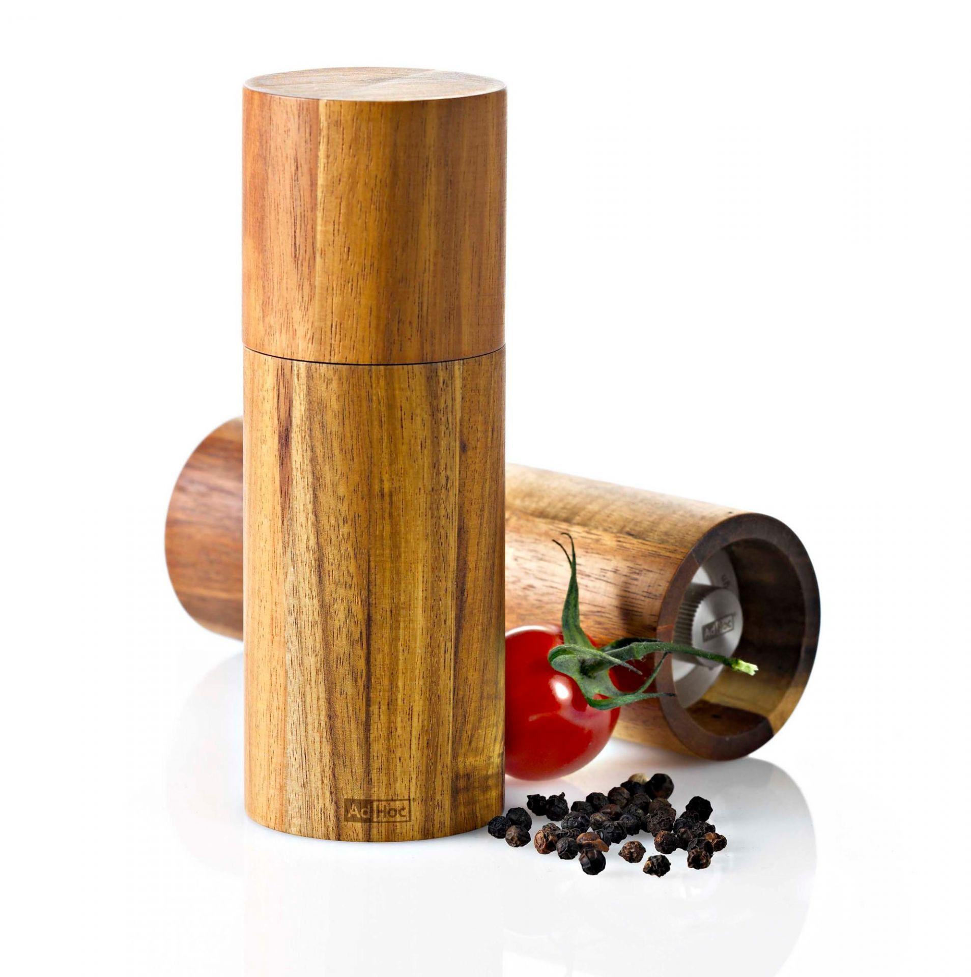 Acacia klein Pfeffer- oder Salzmühle AdHoc
