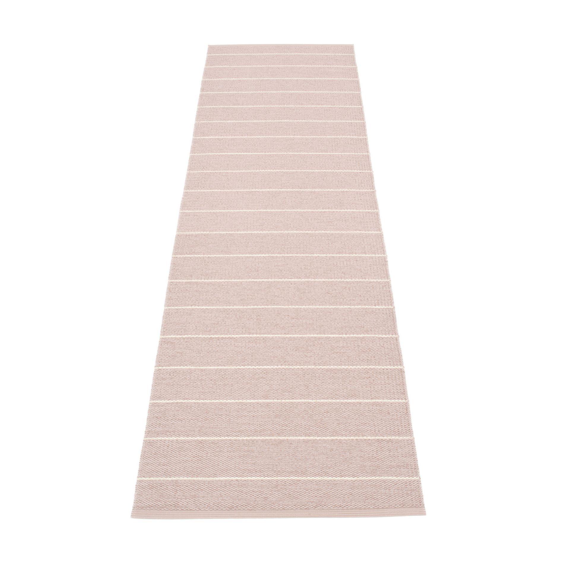 Carl Kunststoffteppich 70x270 cm Pappelina Leinen/ Beige