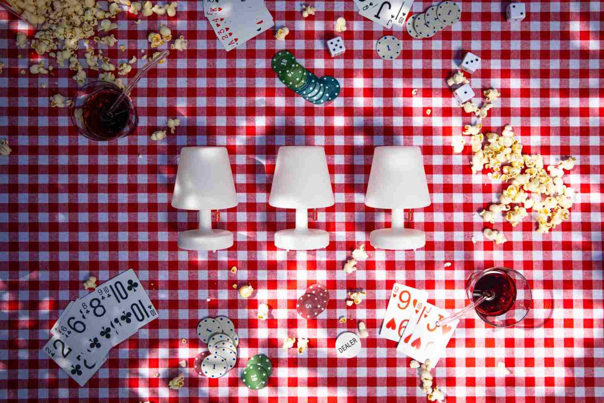 Edison the Mini 3er Set Tischleuchte Fatboy