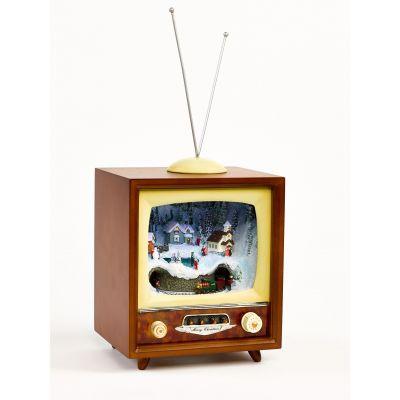 Weihnachtsdeko TV middle Timstor