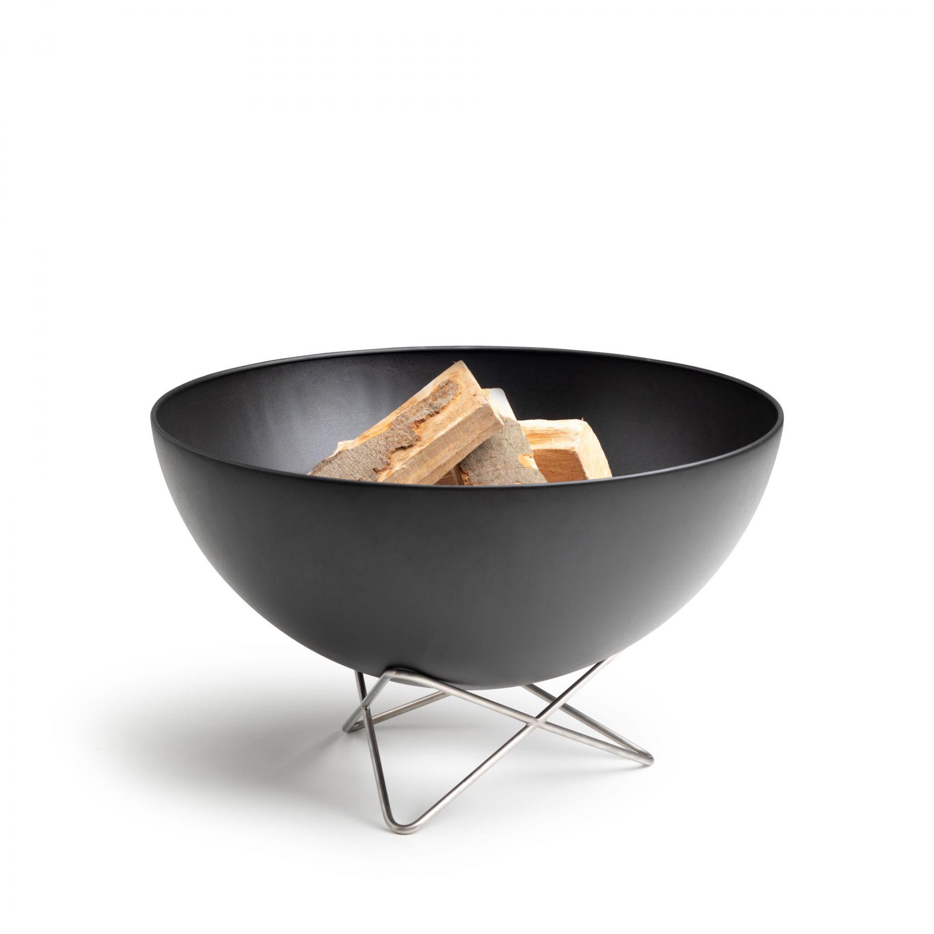 Bowl Feuerschale mit Drahtfuß höfats