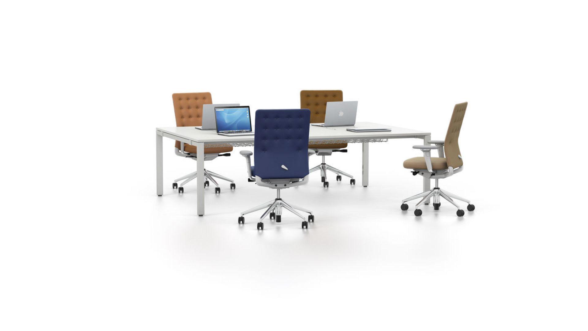 ID Chair - ID Trim ohne Lumbalstütze Bürodrehstuhl Vitra