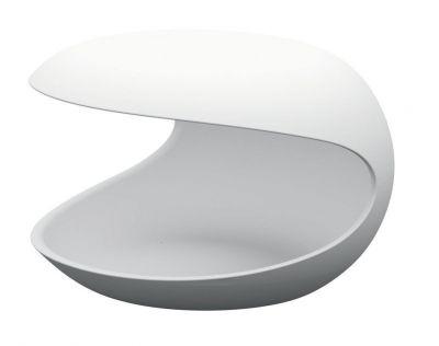 White Shell Beistelltisch Zanotta