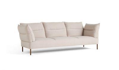 Pandarine 3-Sitzer Sofa mit verstellbaren Armlehnen Hay