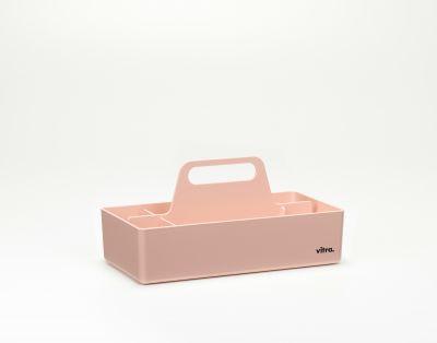 Toolbox Organisationsbox Vitra-zartrosé