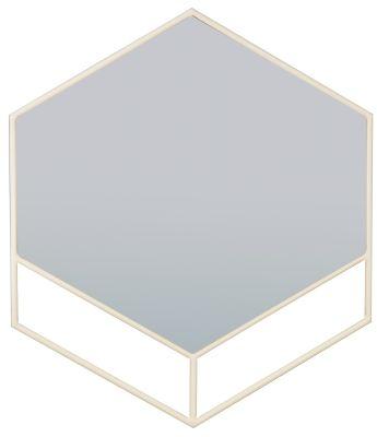 Epure Mirror Spiegel Kann Design-cream