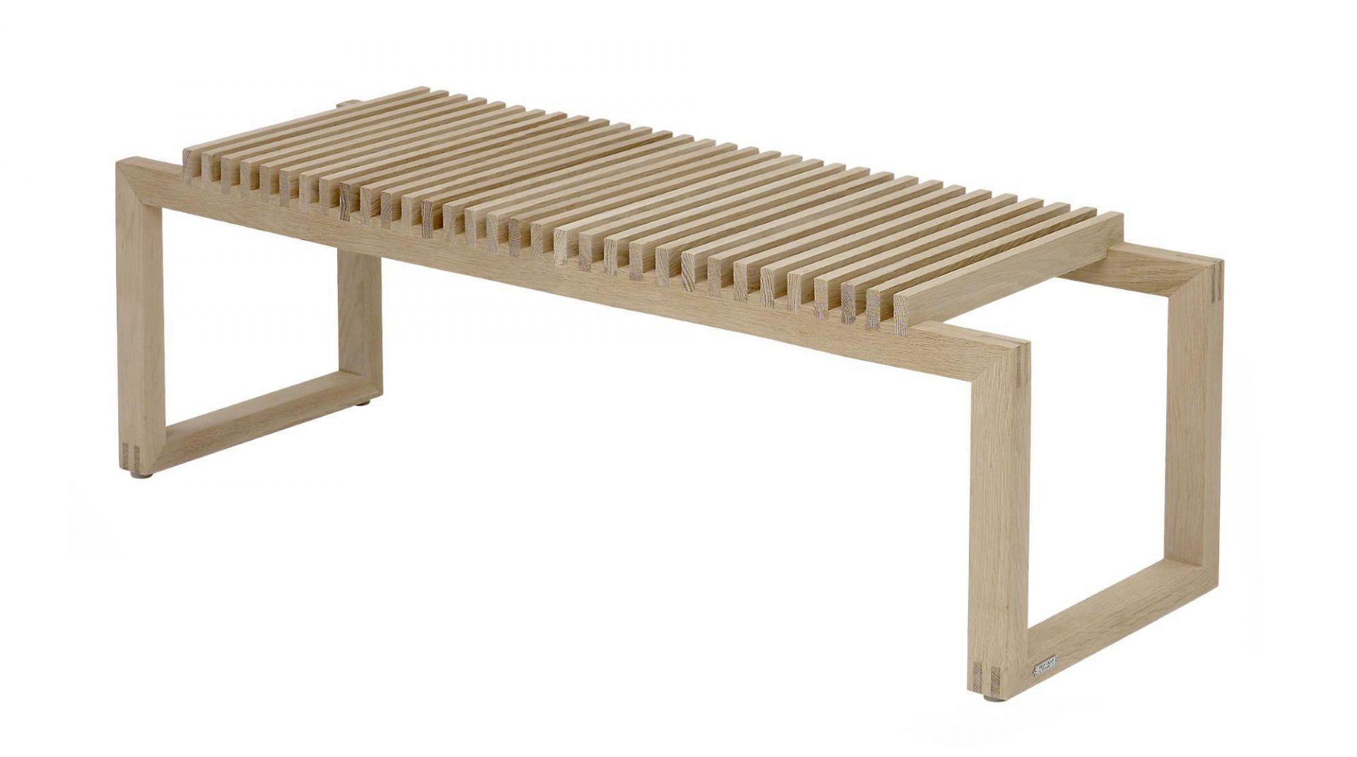 Cutter Bench Bank Skagerak-Eiche