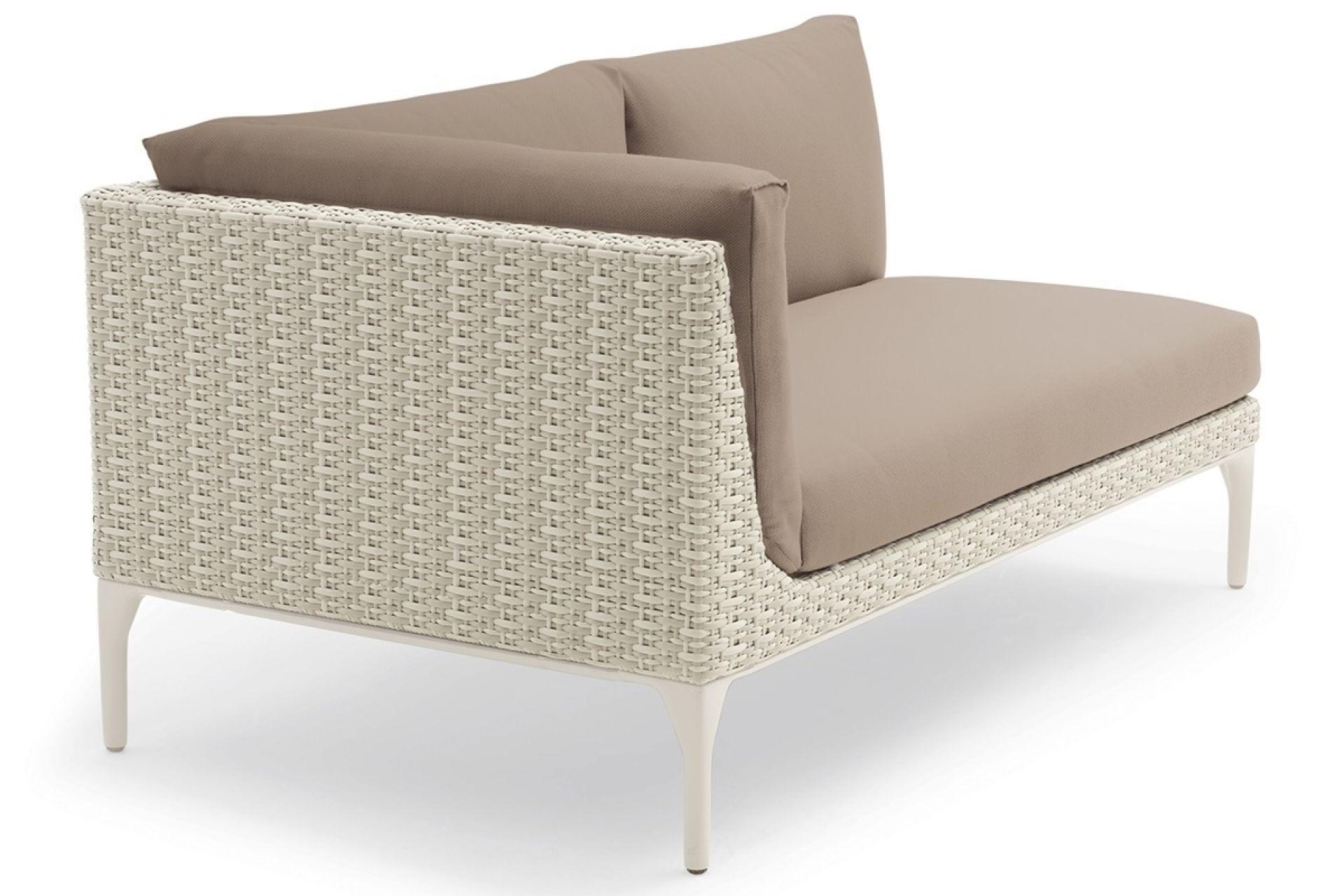 Mu Sofa Modul rechts lipari Dedon