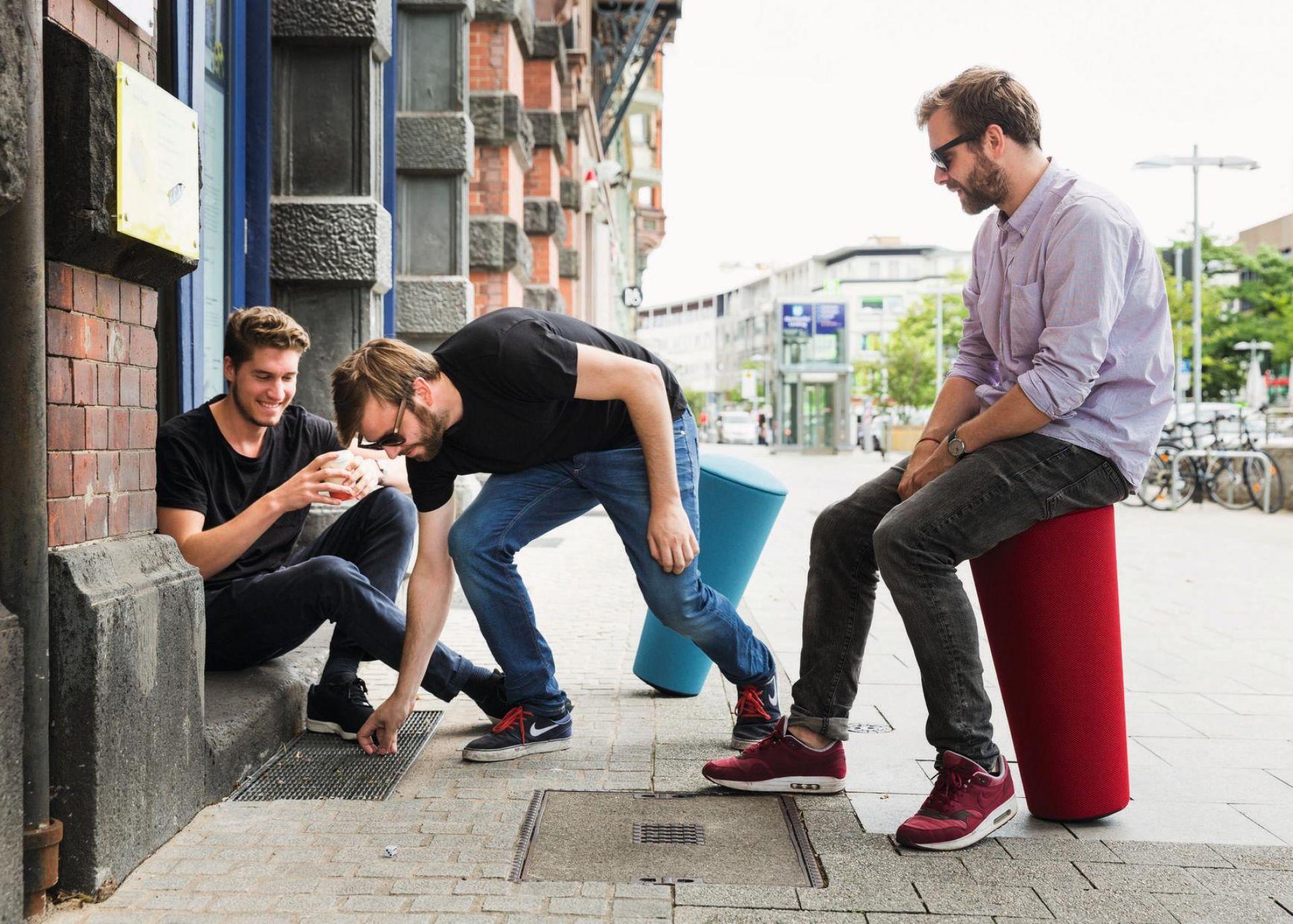Stand-Up Sitzhocker Wilkhahn