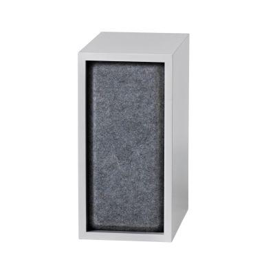 Acoustic Panel für Stacked Regalsystem klein Muuto