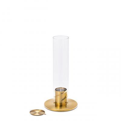 Spin 90 Windlicht/Tischfeuer gold höfats