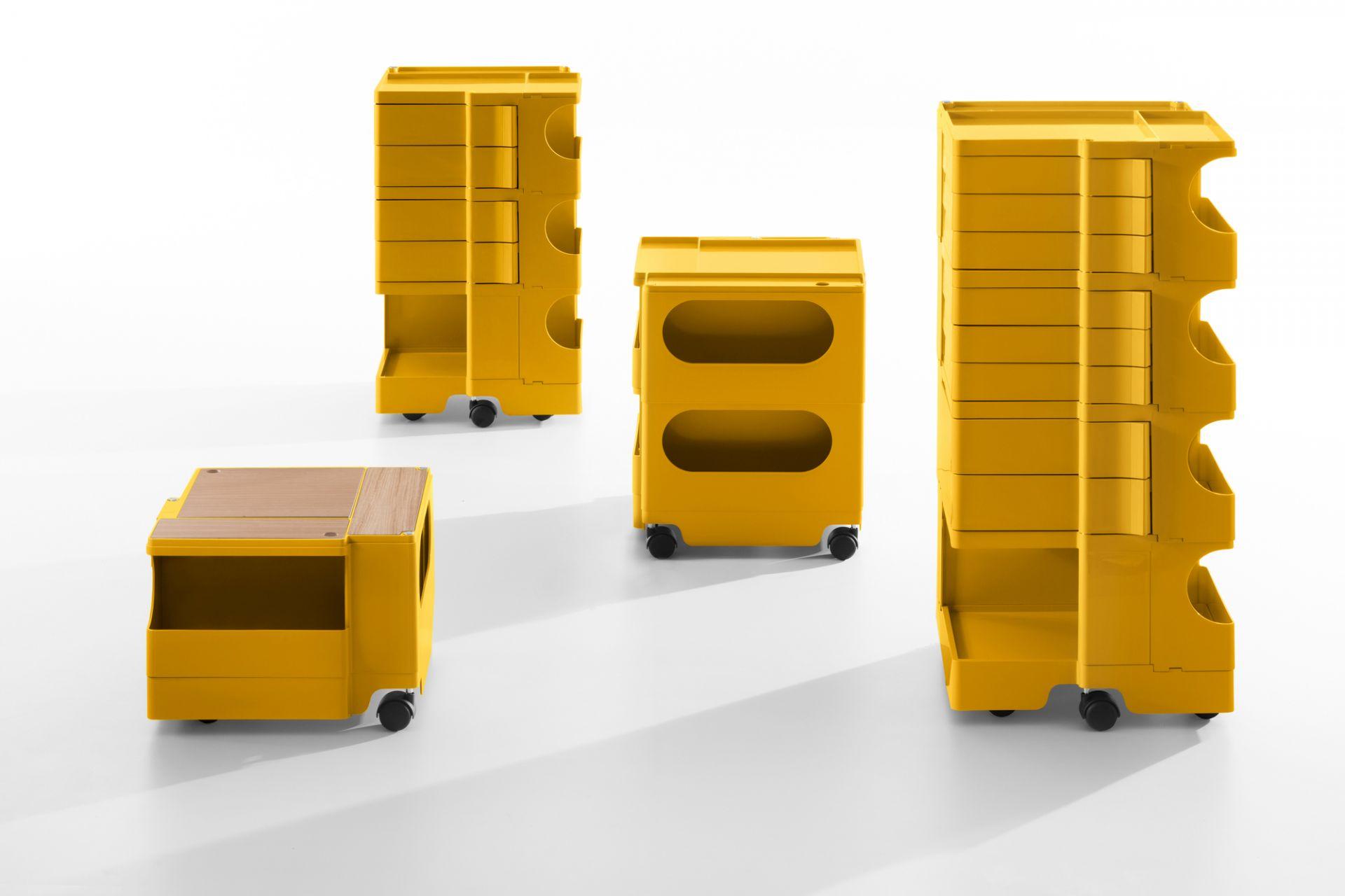 Boby B33 Rollcontainer Honey B-Line