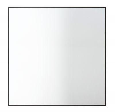 View Wandspiegel schwarz By Lassen