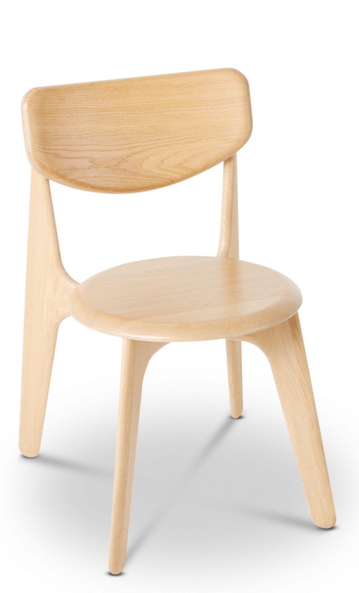 Slab Chair Stuhl Tom Dixon natur