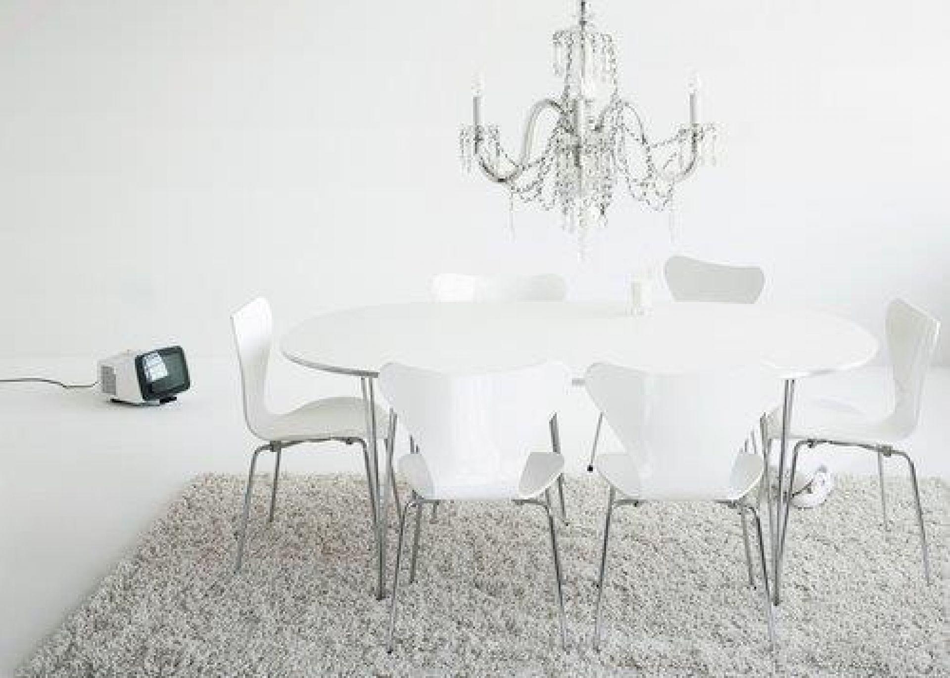 Tischserie Super Elliptisch B611 Fritz Hansen