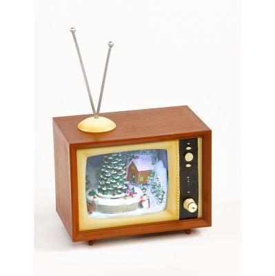 Weihnachtsdeko TV small 15 cm Timstor