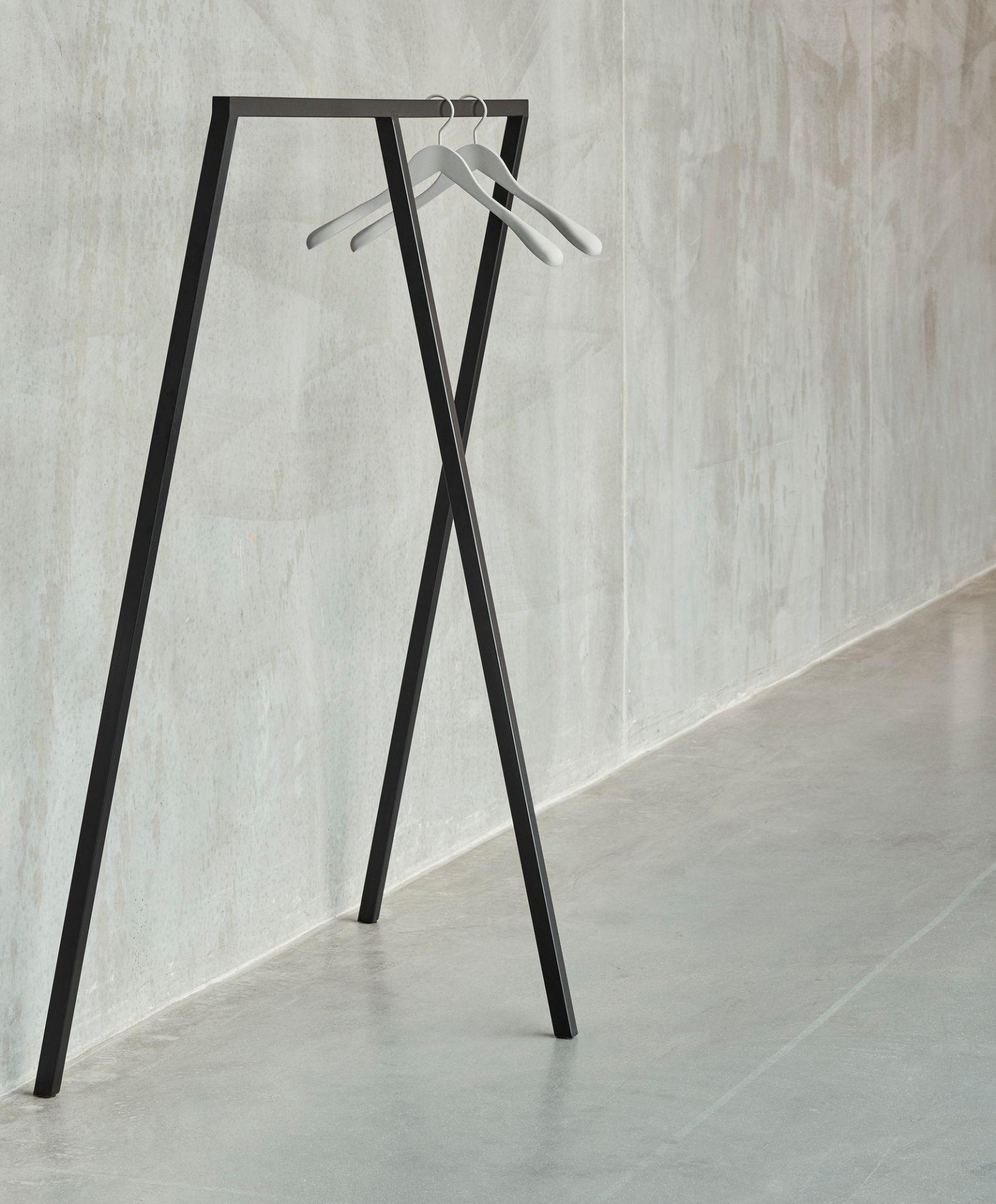 Loop Stand Wardrobe Garderobe Hay Weiss