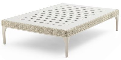 Mu Coffee Table Kaffeetisch lipari Dedon
