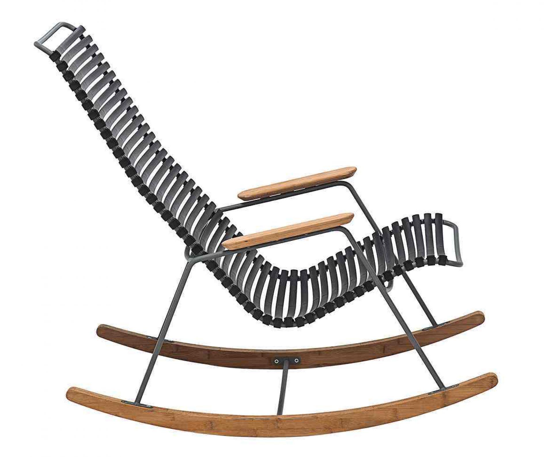 Click Rocking Chair Schaukelstuhl multicolor 2 Houe