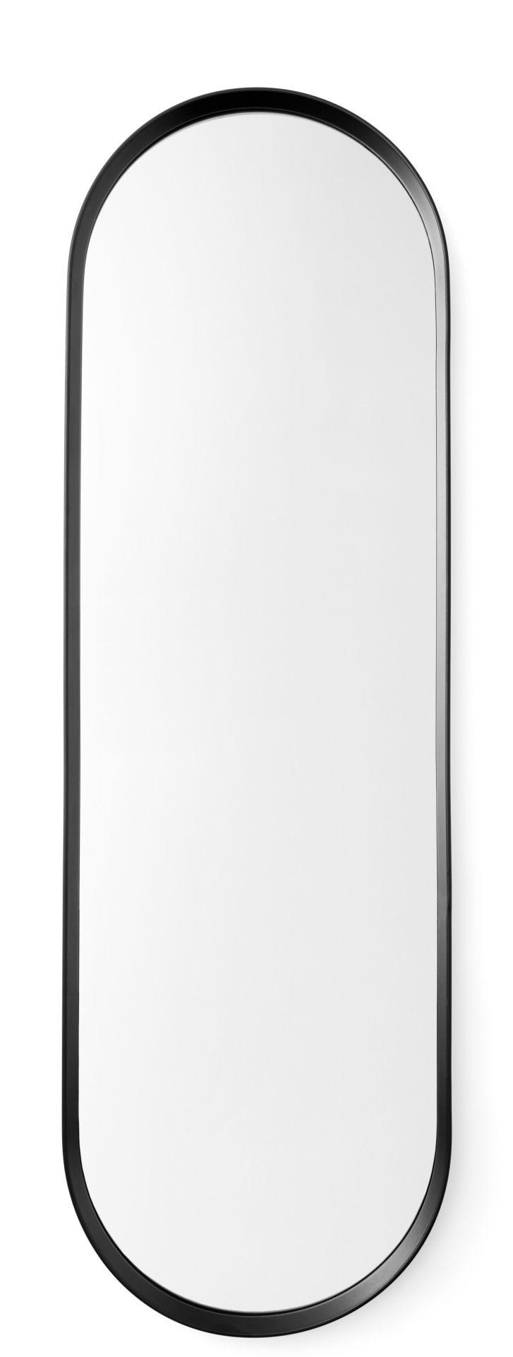 Norm Wall Mirror Oval Wandspiegel Menu