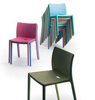 Air Chair Stuhl 4er Pack Magis