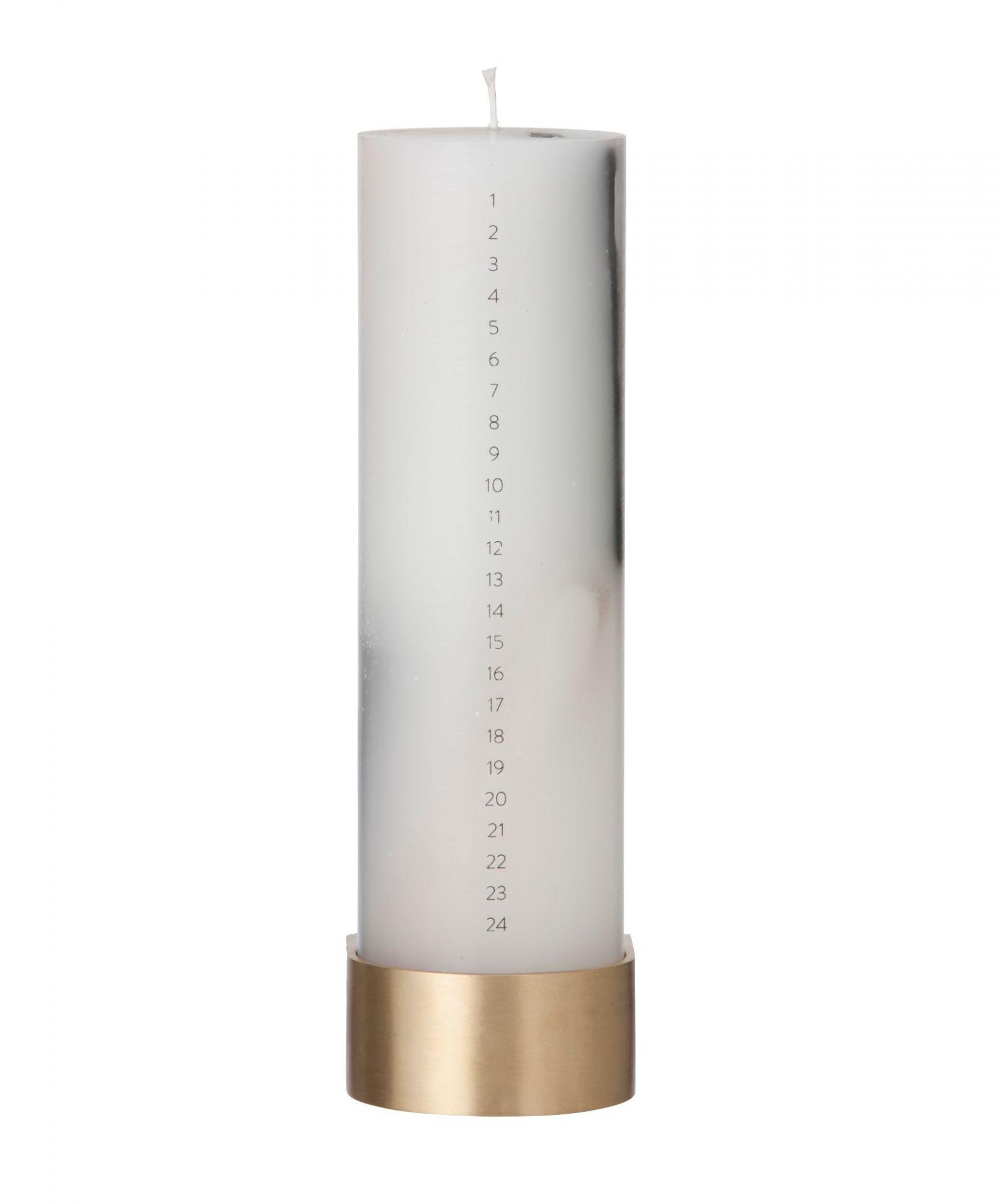 Block Candle Holder Kerzenständer Ferm Living - AUSLAUFARTIKEL