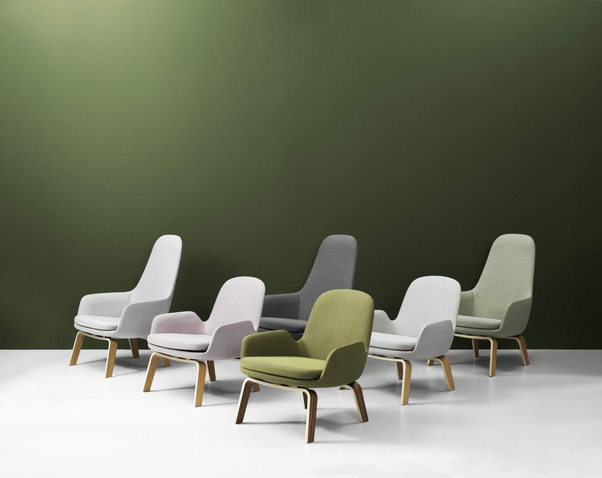 Era Lounge Chair Sessel hoch Normann Copenhagen